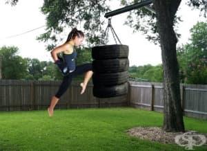 Муай тай тренировка у дома или как да поддържаме перфектна форма и функционална мускулатура
