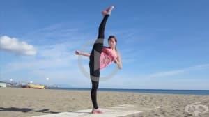 Невероятните умения на хора, занимаващи се с бойни изкуства - Видео