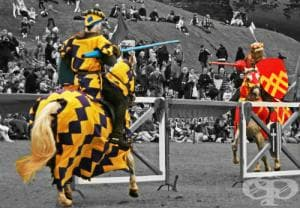 Рицарски турнири