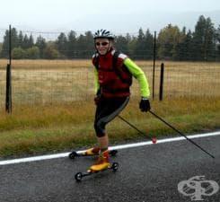 Ролер ски