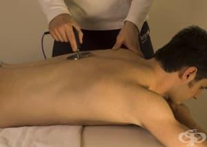 ТЕКАР терапия при спортни травми (TECAR)