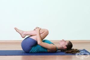 Упражнения при шипове на гръбначния стълб в областта на кръста