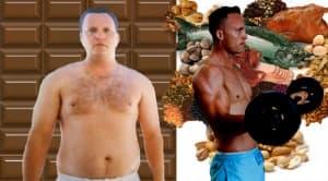 Как отслабнах с 30 килограма: историята на успеха на Мат Уейтс