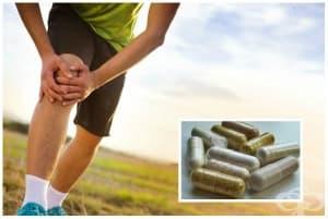 Глюкозамин: при болка в ставите и артрит