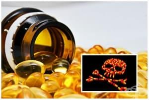 Рискове при прием на витамин А