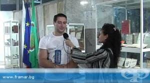 Фрамар ТВ представя: Световен шампионат по канадска борба в Стара Загора