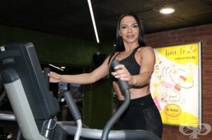 Защо е необходимо да правим кардио тренировка - Катерина Филиповска