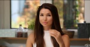 Къдрене с преса за изправяне - представя Ива Атанасова от WNESS TV