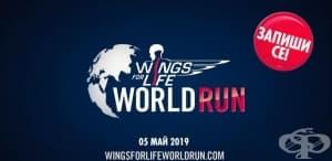 Pulse Fitness&Spa е вече официален партньор за България на Wings for Life – най-голямото бягане в света