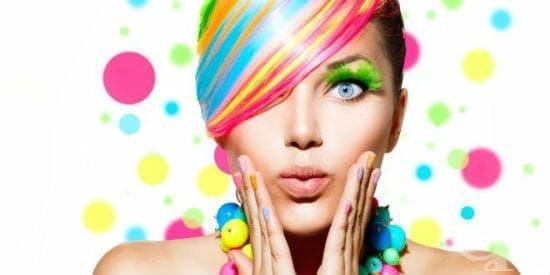 Пет цвята за добро настроение - изображение