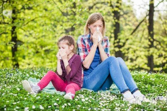 Акупресурни точки срещу сезонни алергии - изображение