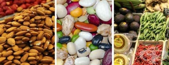 Храни богати на фибри и здравословни ползи от тях - изображение
