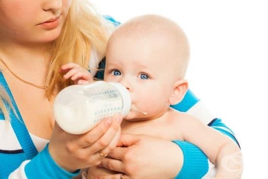 Алтернатива ли е кравето мляко на адаптираните млека - изображение