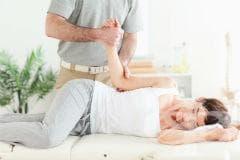 Алтернативна терапия на пареза и парализа - изображение