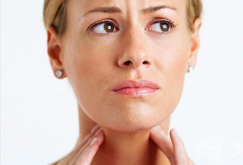 Алтернативно лечение на възли и полипи на гласните струни - изображение