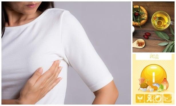 Алтернативни средства за лечение на мастопатия - изображение