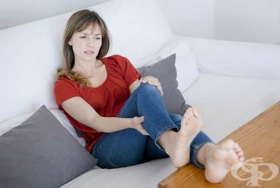 Алтернативни начини за справяне с болка в краката - изображение