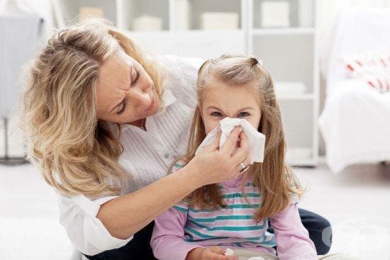 Алтернативно лечение на задна хрема при деца и възрастни - изображение