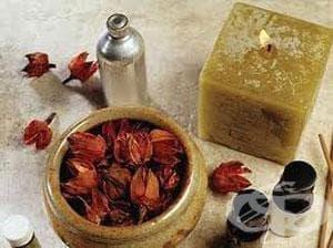Лечение чрез ароматерапия - изображение