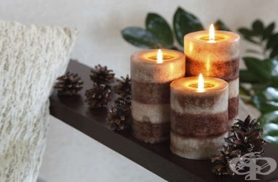 Ароматните свещи могат да са опасни за здравето. Има ли алтернатива? - изображение