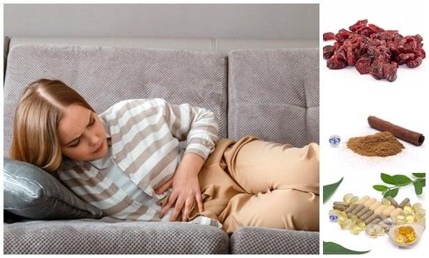 Билки и полезни средства срещу гъбична инфекция на червата - изображение