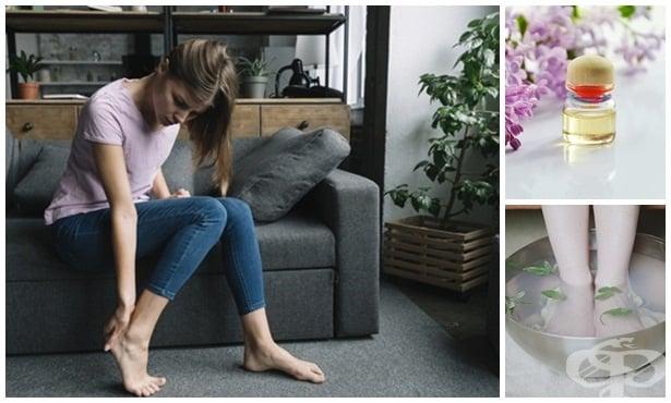 Болка в петата - причини и домашно лечение - изображение