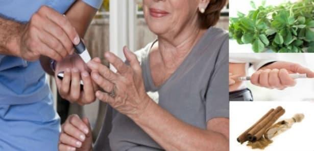 Да преборим диабет тип 2 с хранителни добавки и билки - изображение