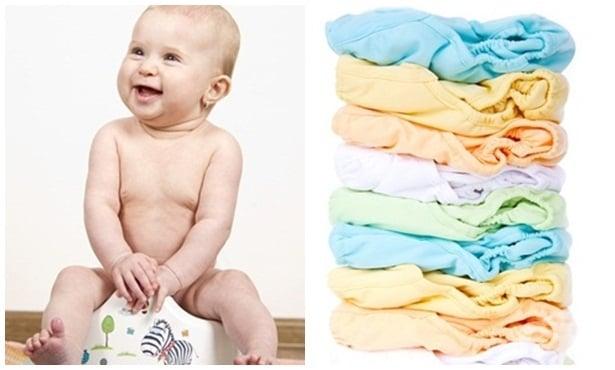Диария при бебета и деца - домашни средства и храни - изображение