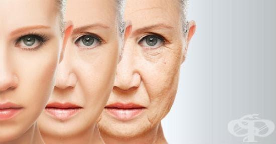 Домашни маски срещу отпусната кожа - изображение