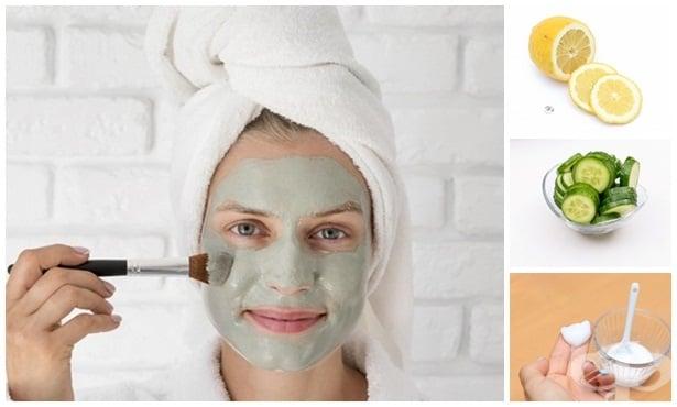 Домашни средства за почистване на порите на лицето - изображение