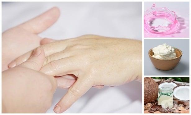 Домашни средства срещу суха и напукана кожа на ръцете - изображение