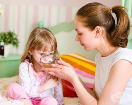 Домашни сиропи срещу кашлица при деца - изображение