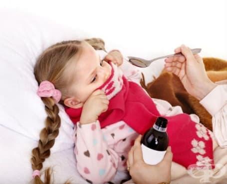 Домашни средства срещу бронхит при деца - изображение