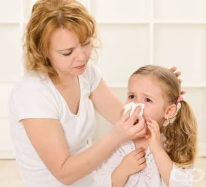 Домашно лечение на хрема при деца - изображение