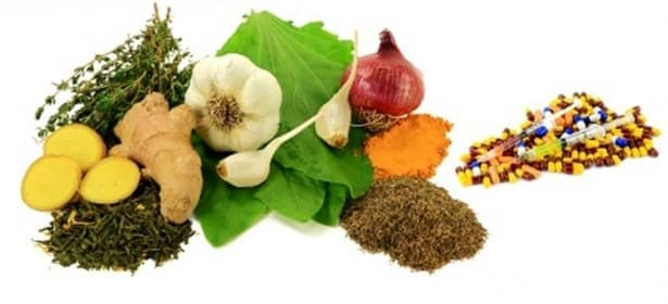 Естествени средства с антибиотично действие - изображение