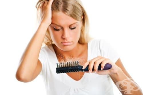 Естествени средства срещу загуба на коса след раждането - изображение