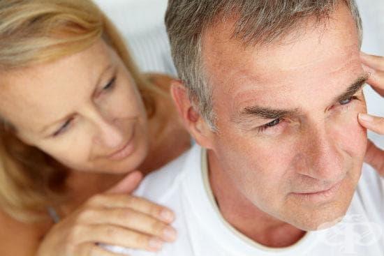 Естествено лечение на мъжка менопауза - изображение