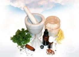 Хомеопатия - изображение