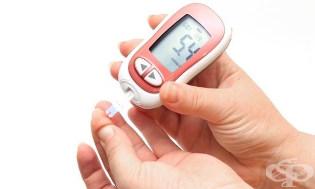 Как да свалим нивата на кръвна захар без лекарства - изображение