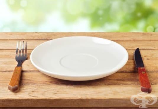 Как гладът убива рака - изображение