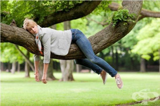 Как да се избавим от пролетната умора - изображение