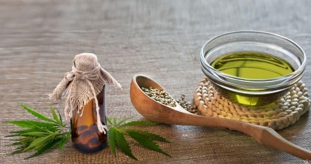 Как и с какво е полезно конопеното масло за здравето - изображение