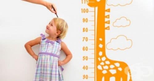 Как да стимулираме растежа на децата естествено - изображение