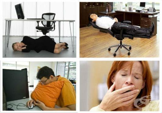Как да се преборим с необичайната сънливост - изображение
