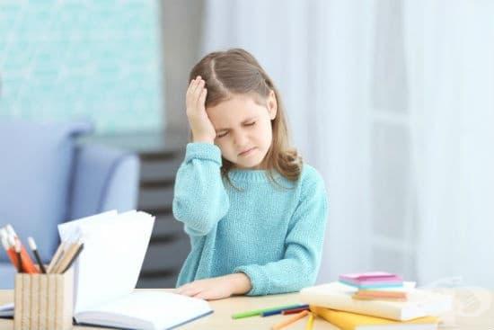 Как да се справим с главоболието при деца у дома - изображение