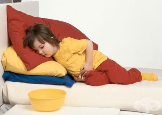 Как да се справим с повръщането при бебета и деца - изображение