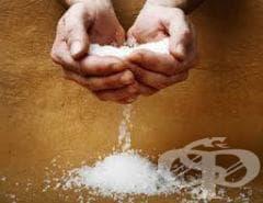 Какво лекува английската сол - изображение