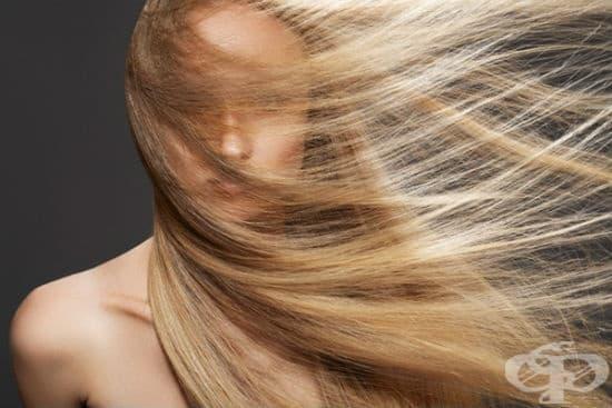 Конски шампоан за растеж на косата - изображение
