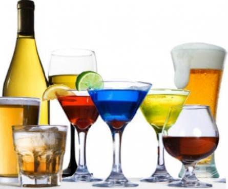Лечебен ефект на алкохолните напитки - изображение