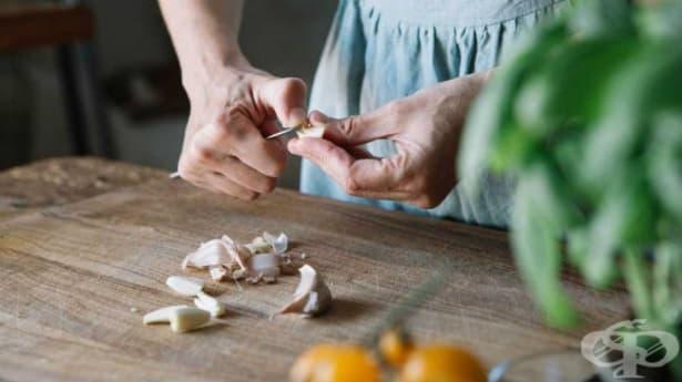 Лечебни ползи от чесън - изображение